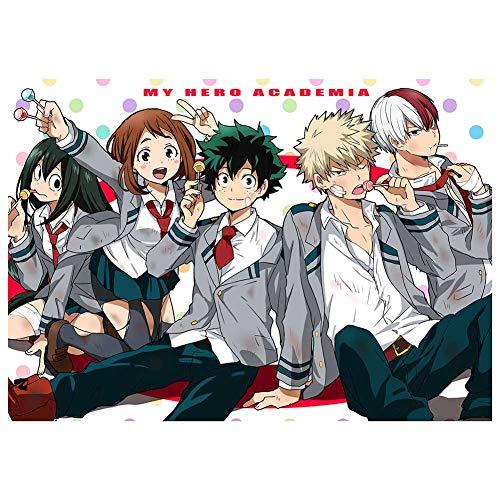 RCherry My Hero Academia (Boku no Hero Academia) - Póster de Anime