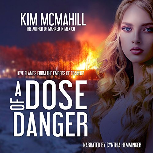 A Dose of Danger audiobook cover art