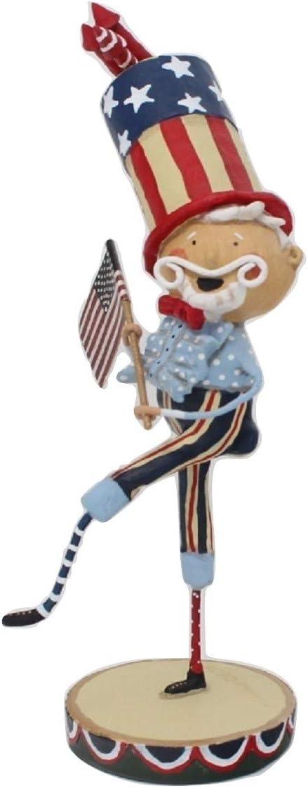 Lori Mitchell 限定品 驚きの値段 Bandstand Sam Figurine 10