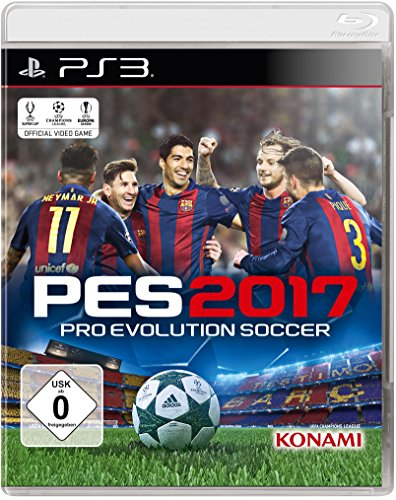PES 2017 - [Playstation 3]