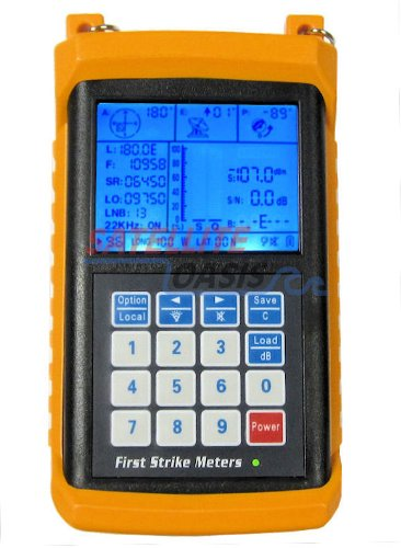 Best Price First Strike FS1 Digital Satellite Meter Buy Now