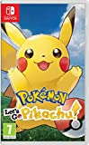 [Version import, jouable en français] Pokémon: Let's Go, Pikachu Import anglais