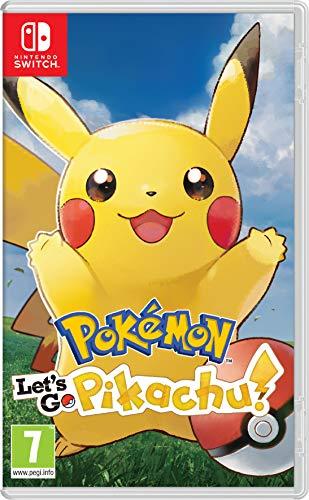 [Version import, jouable en français] Pokémon: Let's Go, Pikachu Import anglais