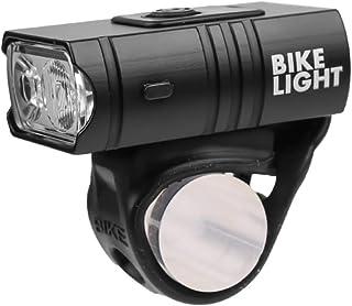 T6 LED Fietslamp, Fiets Front Light USB Oplaadbare, MTB Racefiets Koplamp 10 W 800LM 6 Modi Zaklamp Front Lamp Fietsen App...