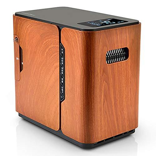 LLDKA Sauerstoff-Maschine zu Hause Sauerstoff-Maschine tragbare Klein Haus Sauerstoff-Maschine Sauerstoff-Maschine für ältere Menschen
