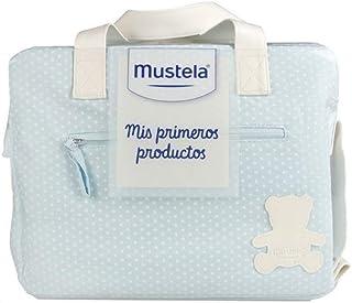 Mustela väska mina första produkter blå