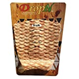 DropN Surfboard Woodgrain Color Traction Pads Surfing Surf