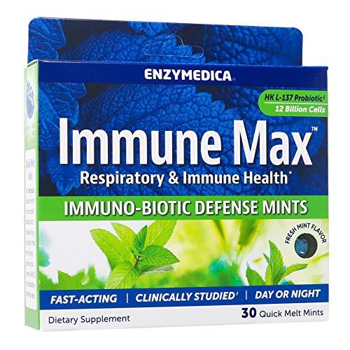 Enzymedica Immune Max 30 Melt Mints