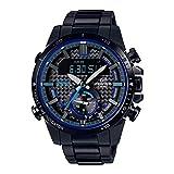 Reloj Casio ECB-800DC-1AEF Negro Acero 316 L Hombre