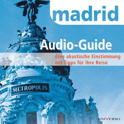 Reiseführer Madrid Titelbild