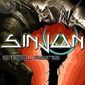 Sinjun - Steel Rising ep