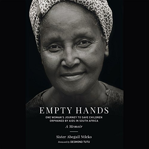 Empty Hands: A Memoir audiobook cover art