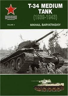 Russian Armour Volume 4: T-34 Medium Tank (1939-1943)