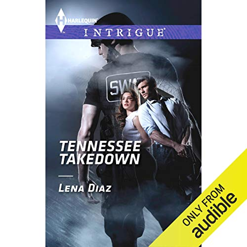 Tennessee Takedown audiobook cover art
