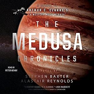The Medusa Chronicles cover art