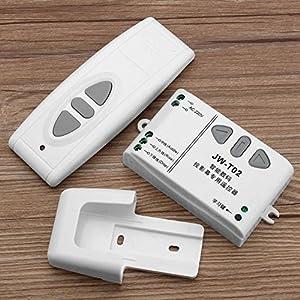 Control-Remoto-Pantalla-de-proyeccin-elctrica-Control-Remoto-inalmbrico-Ac220V-Up-Down-Switch