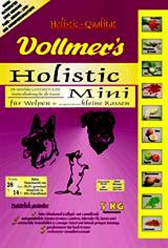 Vollmer's | Holistic Mini | 15 kg