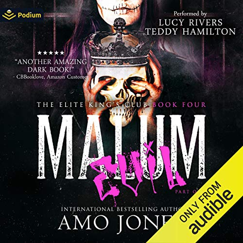 Malum: Part One Audiobook By Amo Jones cover art