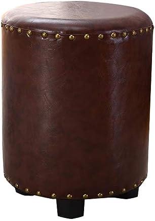 SAM Mexico Table Basse en pin avec 2 clapets et poign/ées en m/étal Noir 92 x 84 cm 521556