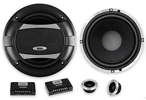 BOSS Audio PC65.2C 2 Way Component Speaker System