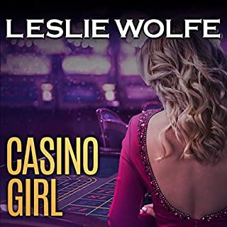 Casino Girl: A Gripping Las Vegas Thriller audiobook cover art