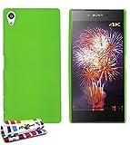 Muzzano F2786564 - Funda para Sony Xperia Z5 Premium, color verde