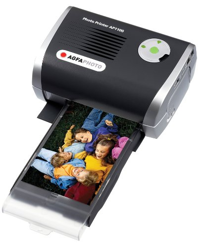 AgfaPhoto AP1100, Thermosublimations-Fotodrucker 10 x 15 cm