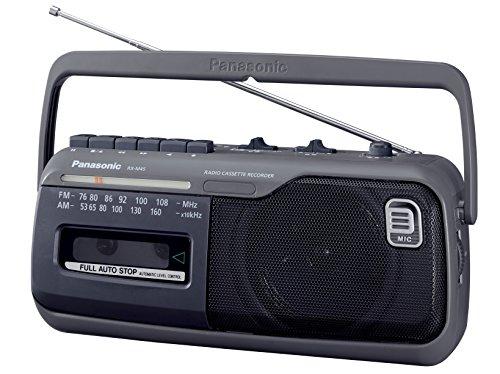 パナソニック ラジオカセットレコーダー RX-M45-H