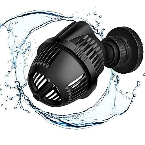 YAOBLUESEA Acquari Wave Maker, Pompa a Flusso Acquario Wavemaker Pompa 3000L/H, Pompa ad Onde, per Pompe di Circolazione Acqua Dolce e Acqua di Mare per Acquario, Pompa ad Onde per Acquario