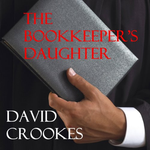 The Bookkeeper's Daughter audiobook cover art