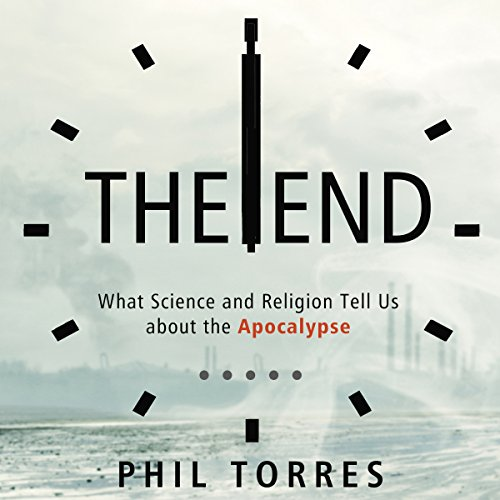 The End audiobook cover art