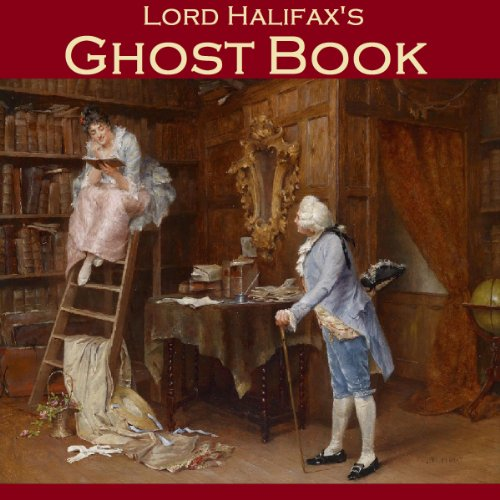 Lord Halifax's Ghost Book audiobook cover art