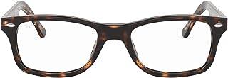 Ray-Ban Women's Rx5228 Square Prescription Eyeglass Frames