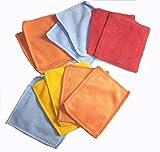 Popolini–Pañuelos de papel Pack de 6algodón orgánico, multicolor
