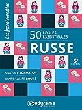50 règles essentielles en russe