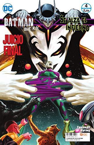 El Batman que ríe: Se Alza El Infierno núm. 04 De 4 (El Batman que ríe: Se alza el infierno (O.C.))