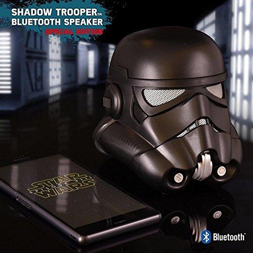 Dok Phone Altoparlante Bluetooth Stormtrooper Star Wars Nero