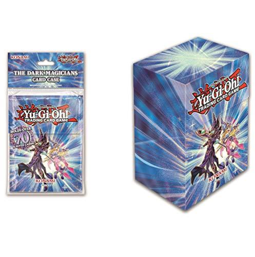 Yu-Gi-Oh! TRADING CARD GAME- YU-Gi-Oh Étui pour Cartes de Jeu « Game The Dark Magicians » -Édition Allemande, TDMDB