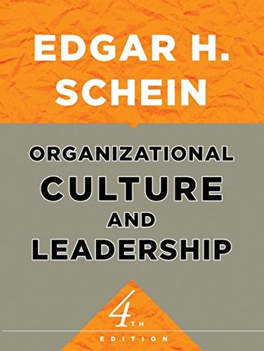 Organizational Culture and Leadership