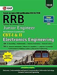 RRB JE Books - Top 10 Best Railway RRB Junior Engineer Exam Books