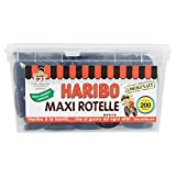 Haribo Caramelle Gommose Maxi Rotelle, 1.818kg