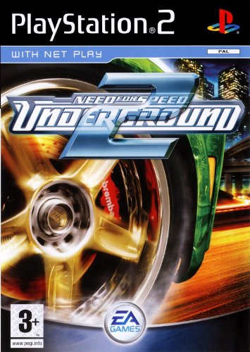 Need for Speed Underground 2-(Ps2)