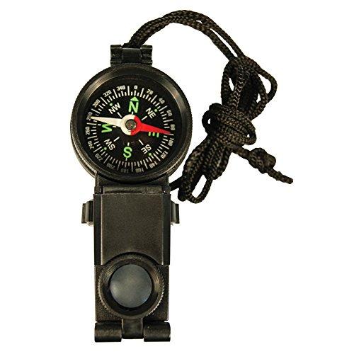 UST Explorer's-Multi-Outil-Noir - 16,5 x 11,5 x 4,5 cm