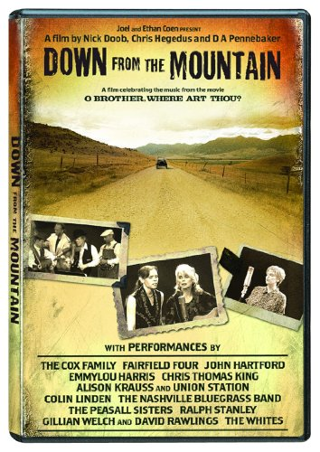 DOWN FROM THE MOUNTAIN - O BROTHER,WHERE ART THOU (1 DVDMU)