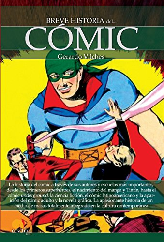 Breve historia del cómic eBook: Gerardo Vilches Fuentes: Amazon.es ...