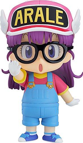 Good Smile Company- Nendoroid Dr. Slump Figura PVC de Arale Norimaki, Multicolor (GSCDSG90443) , color/modelo surtido