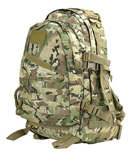 armée Combat militaire Special Ops Molle Sac à dos Sac à dos Jour Dos tactique Lot Sac 45L