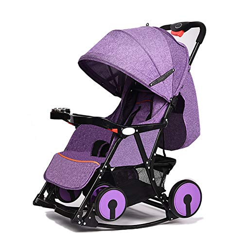 Great Features Of PeaceipUS Baby Stroller Lightweight Foldable 0/1-3 Years Old Simple Portable Child...