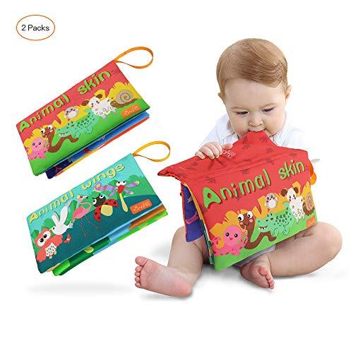 Tumama Libros Blandos para Bebé,...