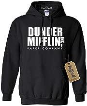 NuffSaid Dunder Mifflin Hooded Sweatshirt Sweater Hoodie - Premium Quality TV Shirt Sweatshirt